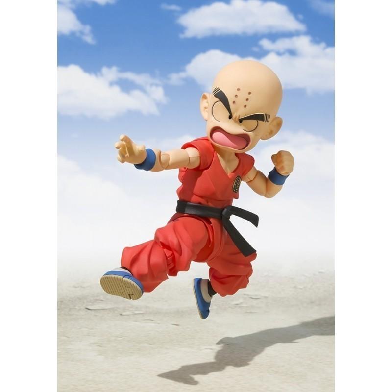 Dragon Ball - Figurine Krilin Early Years S.H Figuarts