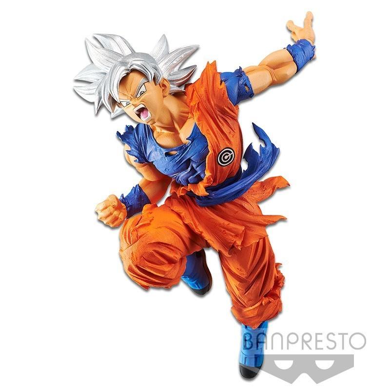 Dragon Ball Super - Figurine Goku Ultra Instinct - Heroes Transcendence Art Vol.4
