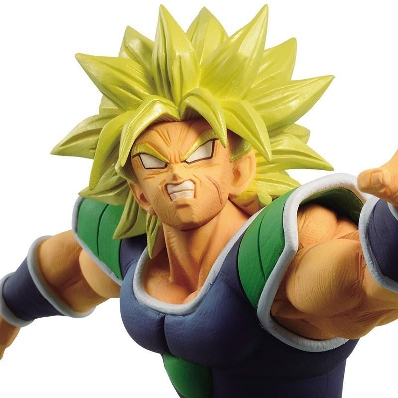 Dragon Ball Z - Figurine Super Saiyan Broly - Match Makers