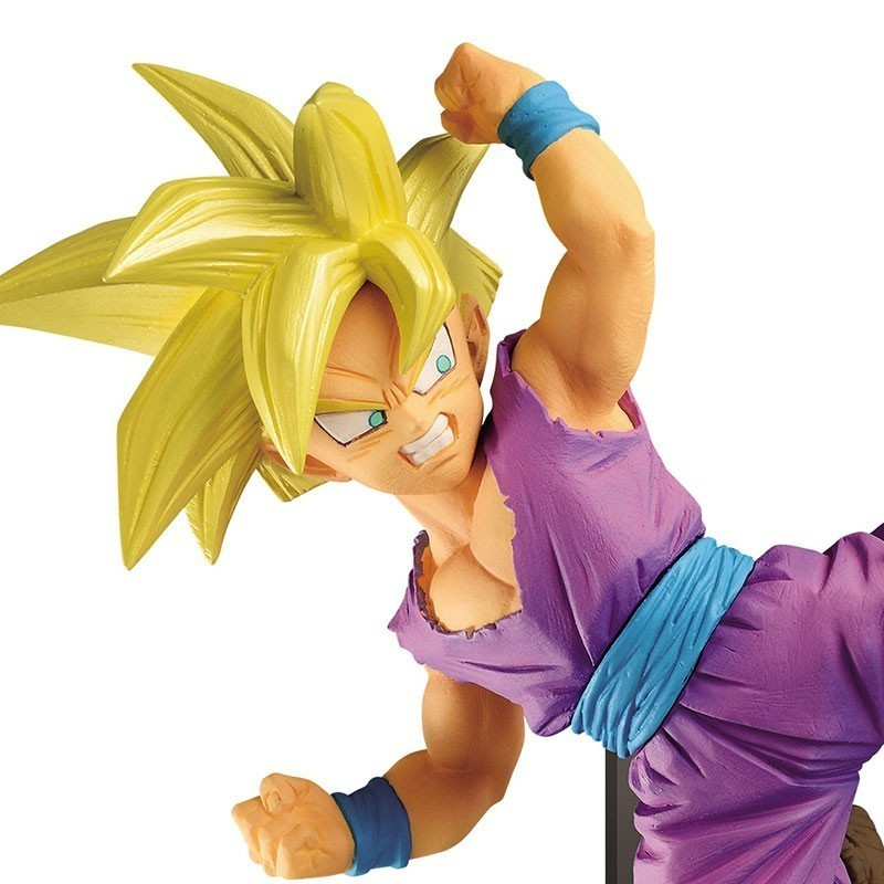 Dragon Ball Z - Figurine Super Saiyan Son Gohan - Chosenshiretsuden vol.3