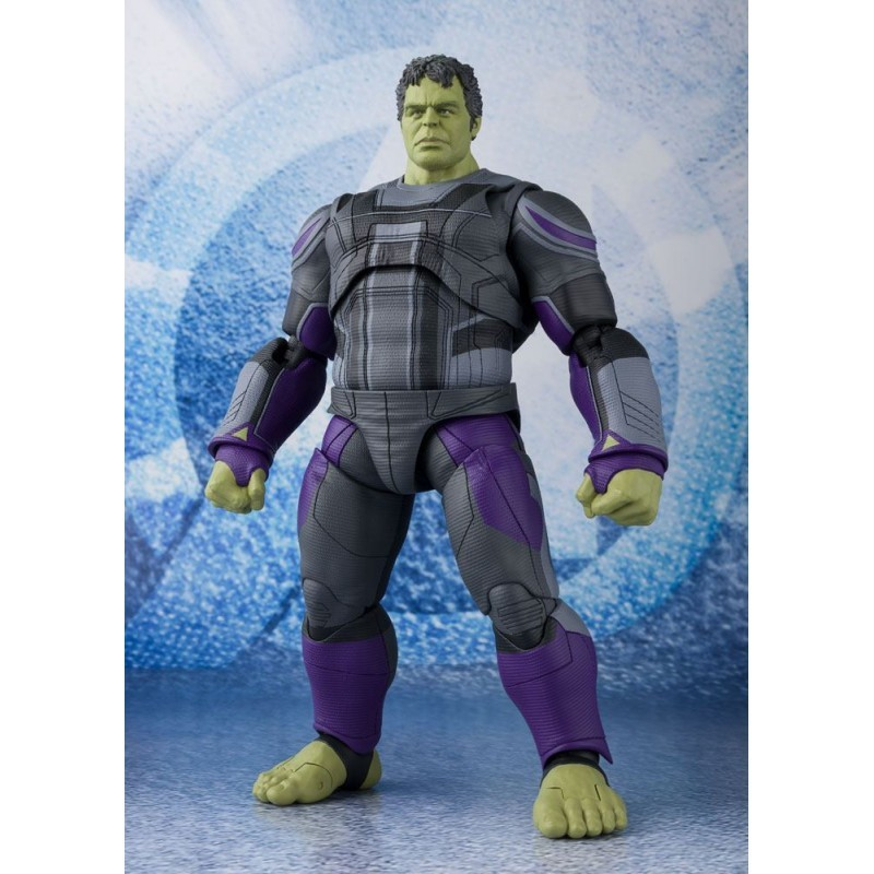 Marvel - Figurine Hulk S.H Figuarts - Avengers End Game