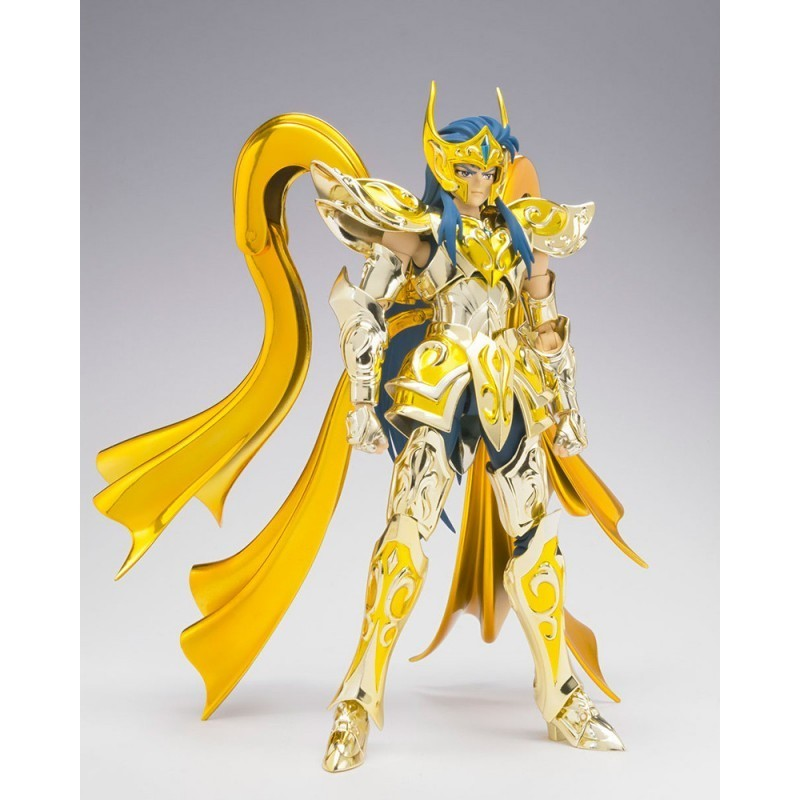 Seiya Soul of God - Figurine Aquarius Camus