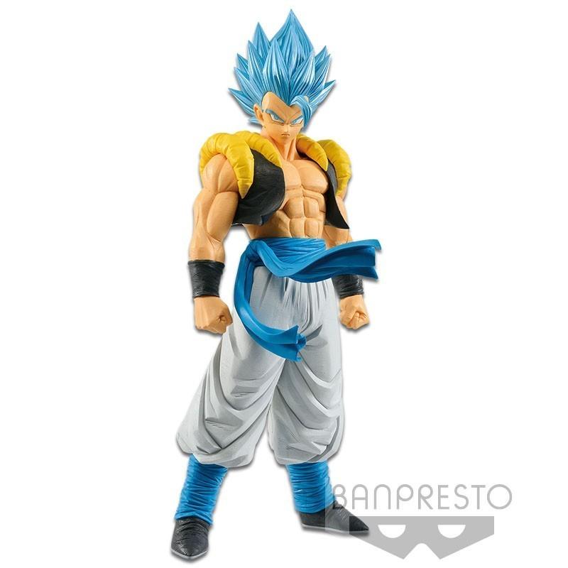 Dragon Ball Super Movie - Figurine Grandista Gogeta Blue - Resolution of Soldiers
