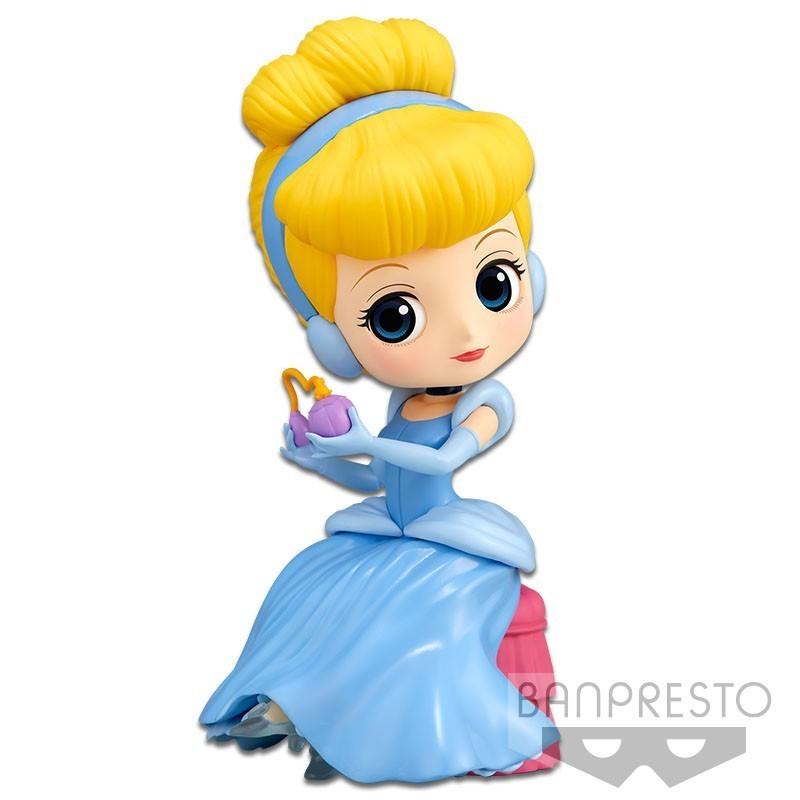 Disney - Figurine Q Posket Cendrillon - Perfumagic