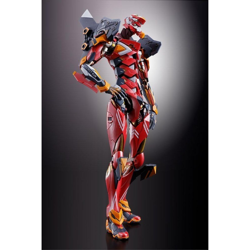 Neon Genesis Evangelion - Meta Build EVA-02 Production Model 22 cm