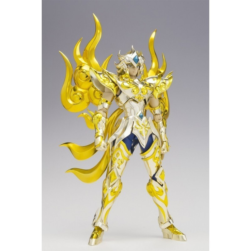 Saint Seiya Soul of God - Figurine Aiola du Lion (réédition)