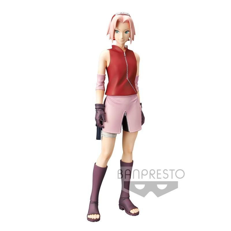 Naruto - Figurine Grandista Sakura Haruno - Shinobi Relations