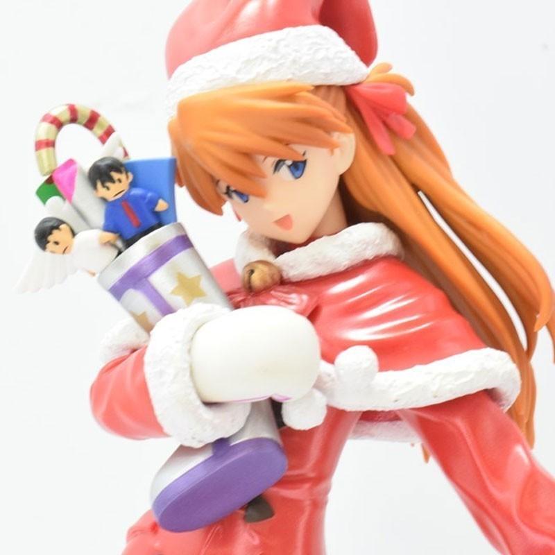 Evangelion - Figurine Asuka Langlay Soryu - Xmas Vers.2019