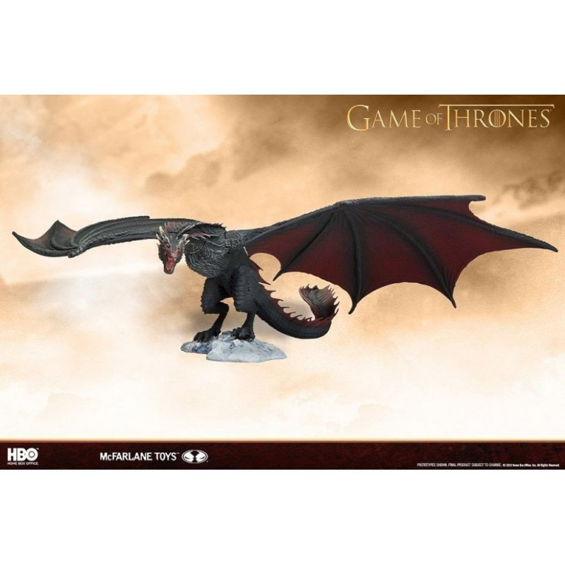 Game of Thrones - Figurine Drogon 15 cm