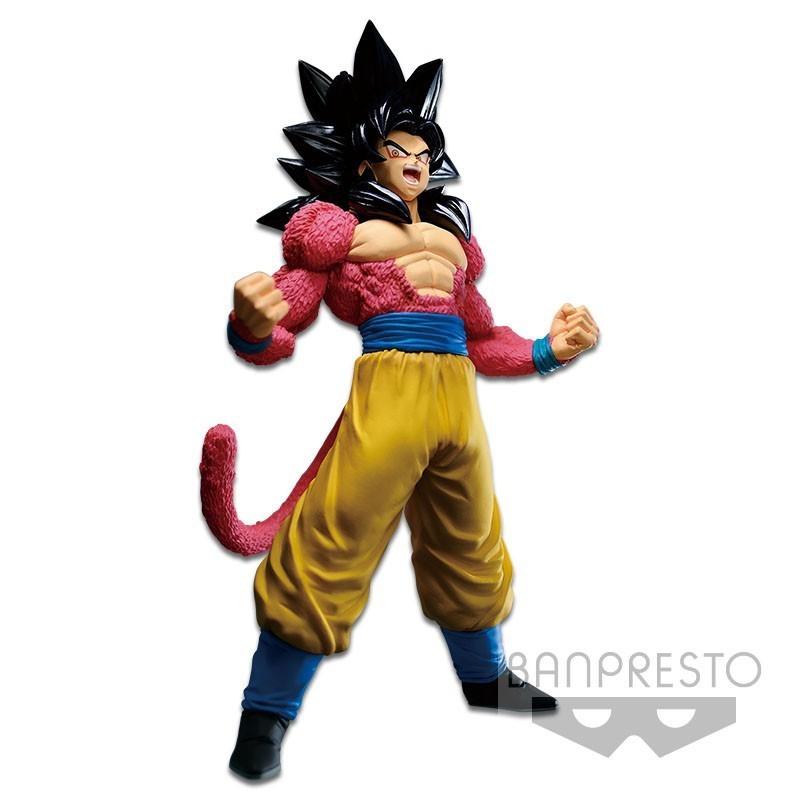 Dragon Ball GT - Figurine Goku SSJ4 - Blood of Saiyans Special III