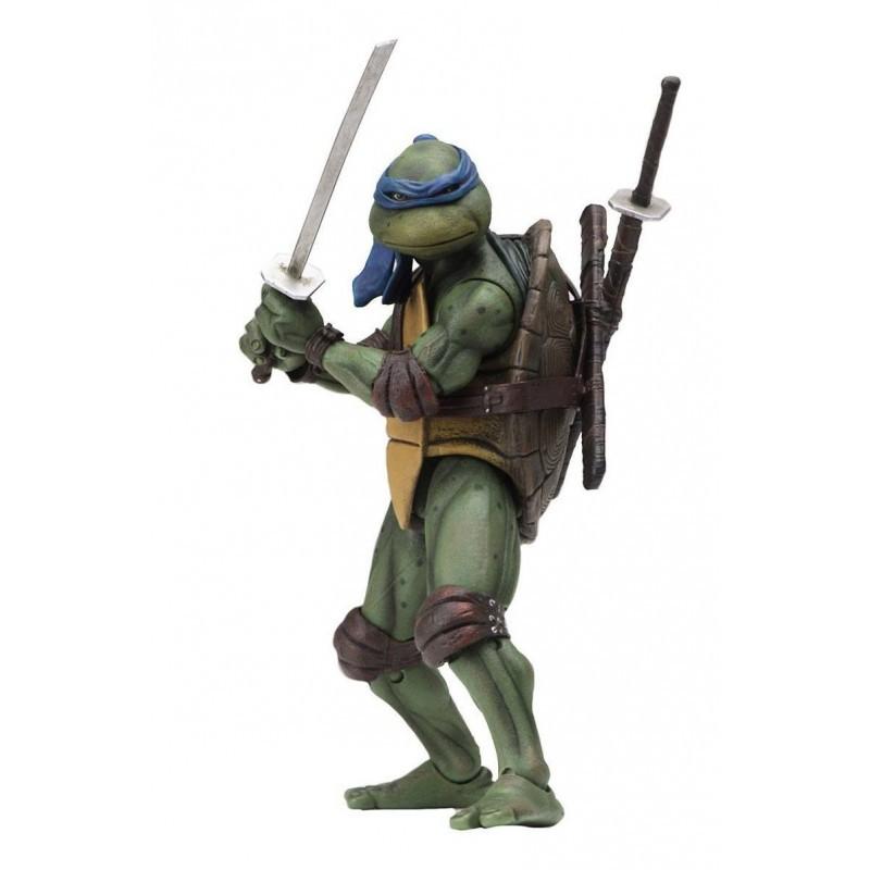 Tortues Ninja - Figurine articulée Leonardo 18 cm