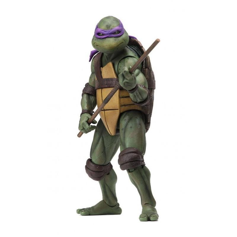 Tortues Ninja - Figurine articulée Donatello 18 cm