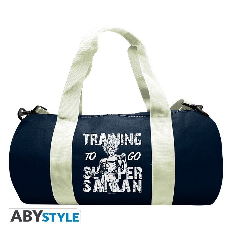 "Dragon Ball - Sac de sport ""Training to go Super Saiyan"""