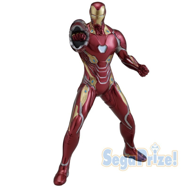 Marvel - Figurine Iron Man 18 cm - LPM