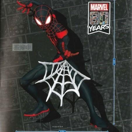 marvel - figurine spider-man new generation 16 cm - lpm - funkyshop