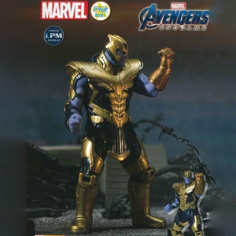 Marvel - Figurine Thanos 19 cm - LPM