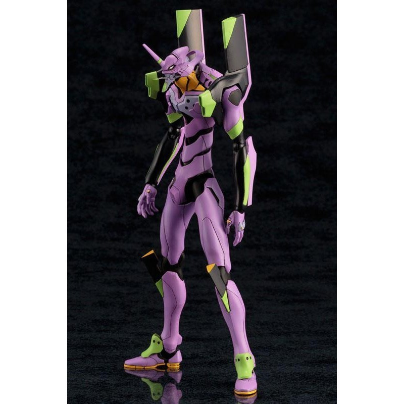 Evangelion - Maquette EVA-01 Test Type Ver. - Plastic Model Kit