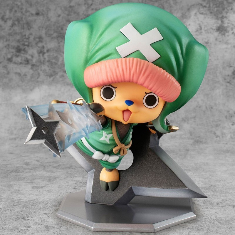 One Piece - Statuette Warriors Alliance Chopper P.O.P
