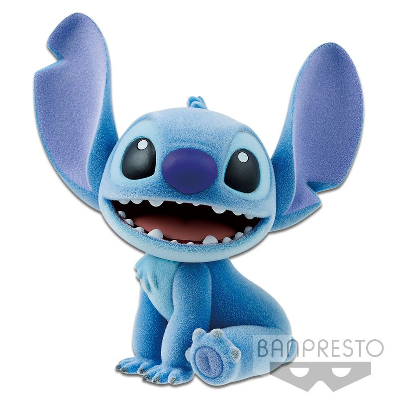 Disney - Figurine Stitch - Fluffy Puffy