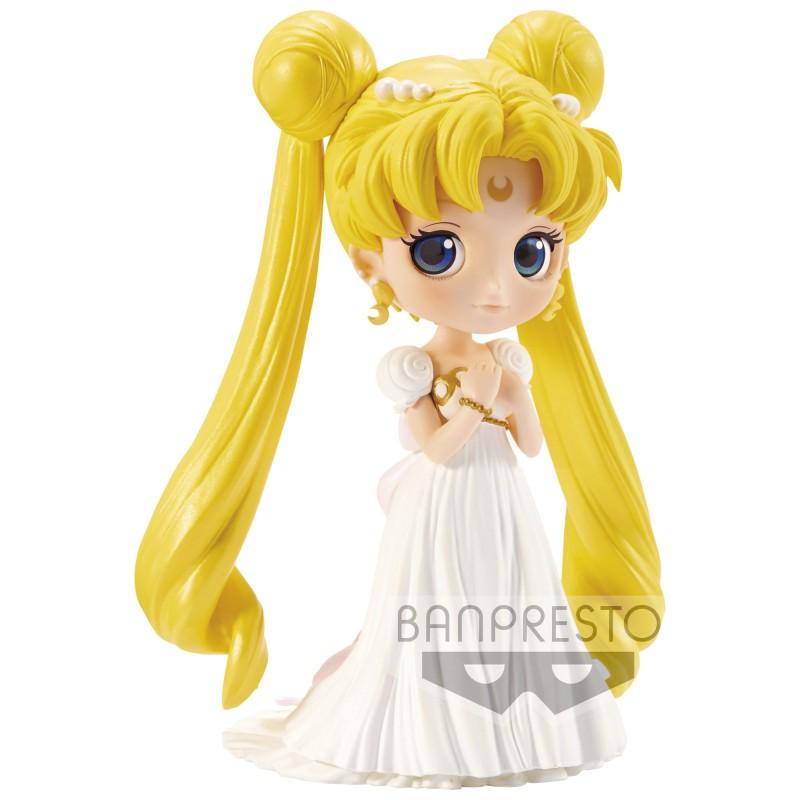 Sailor Moon - Figurine Q Posket Pretty Guardian Sailor Moon Princess Serenity