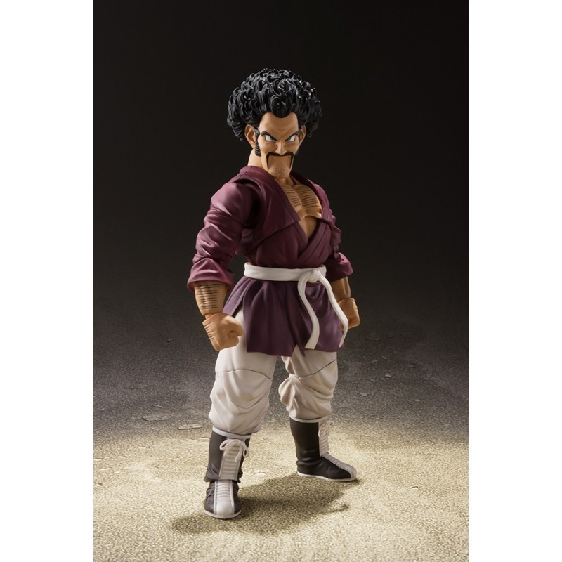 Dragon Ball - Figurine Mr Satan S.H.Figuarts