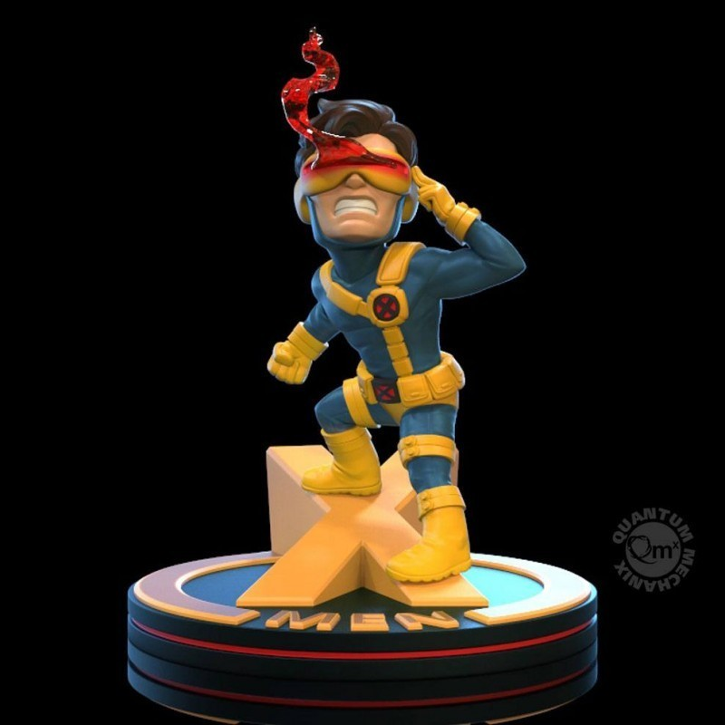Figurine Q-Fig Cyclope - X-Men