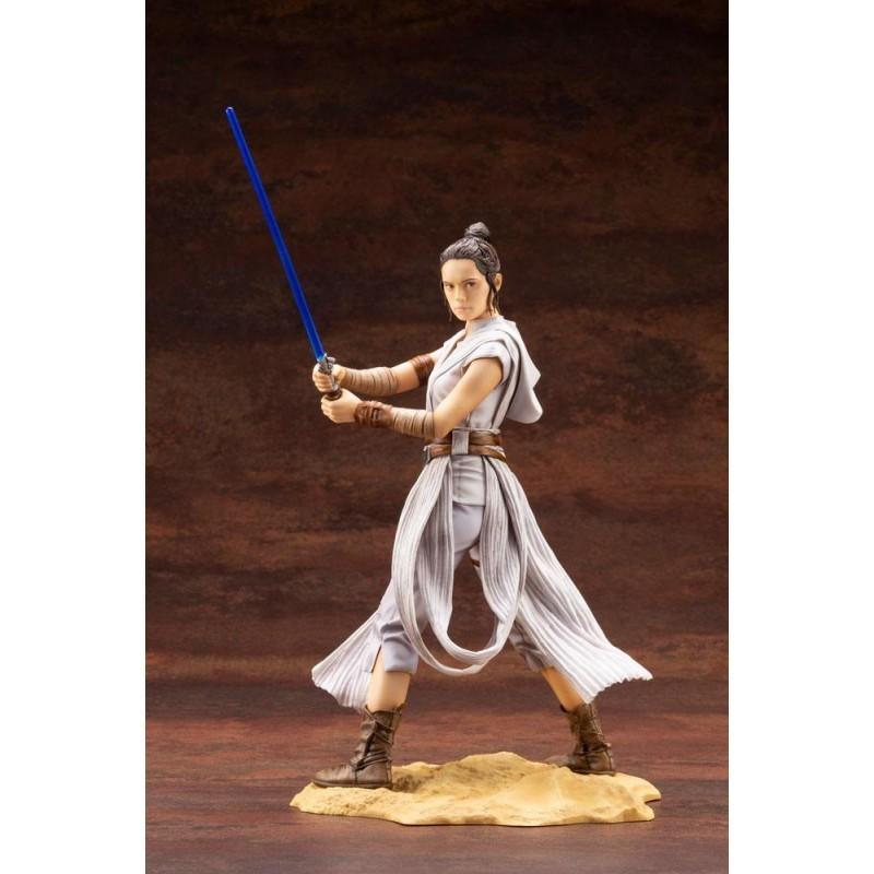 Statuette Rey PVC ARTFX+ Kotobukiya 29 cm - Star Wars Episode IX