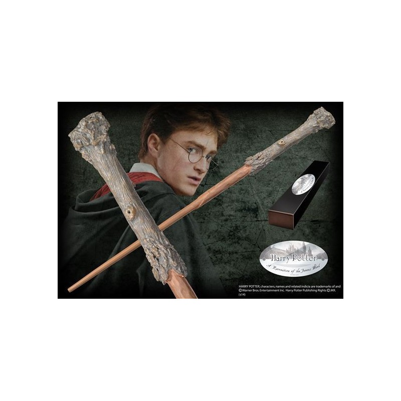 Baguette Harry Potter (Edition personnage) - Harry Potter