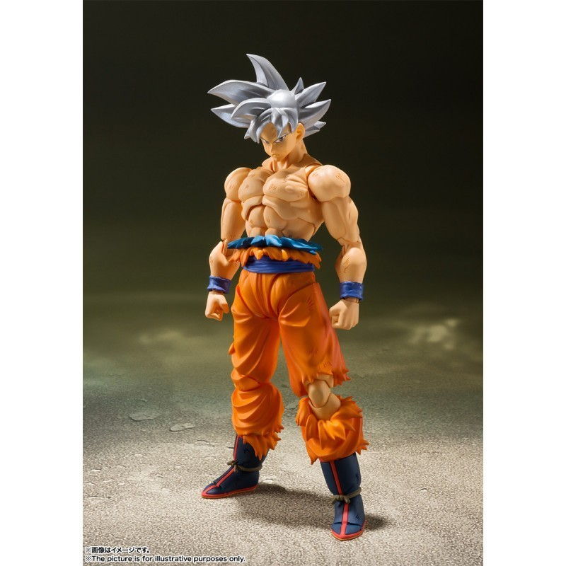 Goku Ultra Instinct S.H Figuarts - Dragon Ball Super
