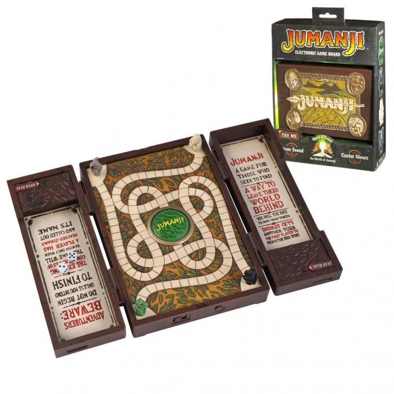 Réplique Jumanji - Mini jeu de plateau