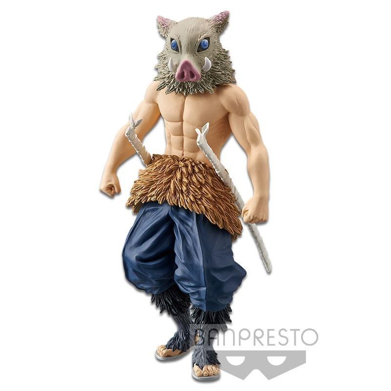 Figurine Inosuke Hashibira vol.4 - Kimetsu no Yaiba Demon Slayer