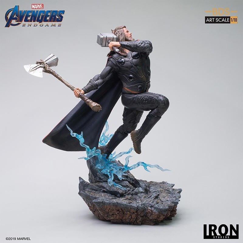 Statuette Thor BDS Art Scale - Avengers End Game - Iron Studios