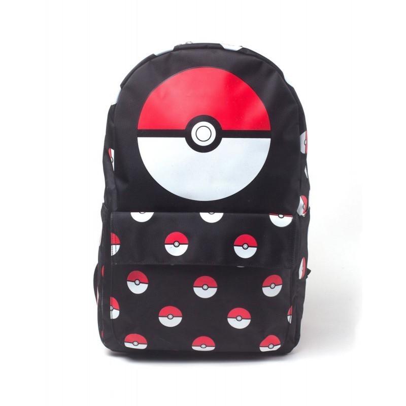 Pokémon - Sac à dos Pokeball AOP