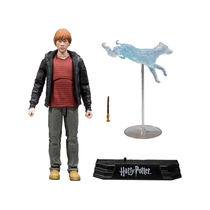 Harry Potter - Figurine articulée Ron Weasley 15 cm