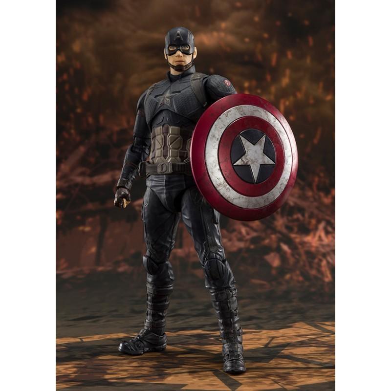 S.H Figuarts Captain America Final Battle - Avengers End Game