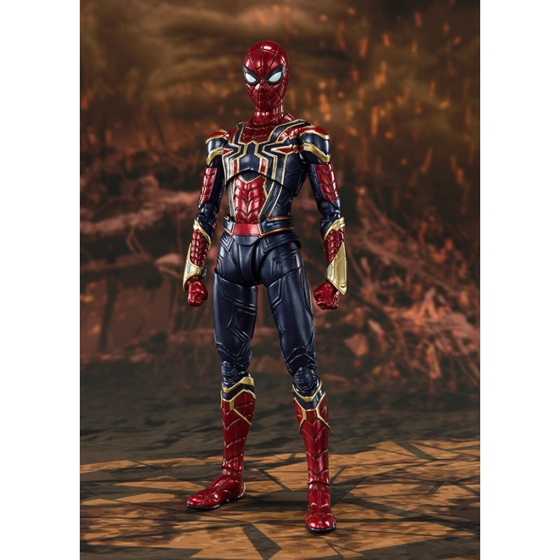 S.H Figuarts Iron Spider (Spider-Man) Final Battle - Avengers End Game