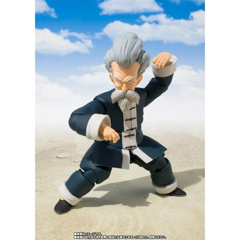 Jackie Chun S.H Figuarts - Dragon Ball