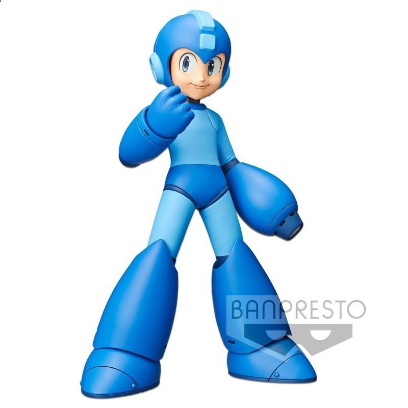 Figurine Grandista Megaman 23 cm - Nintendo