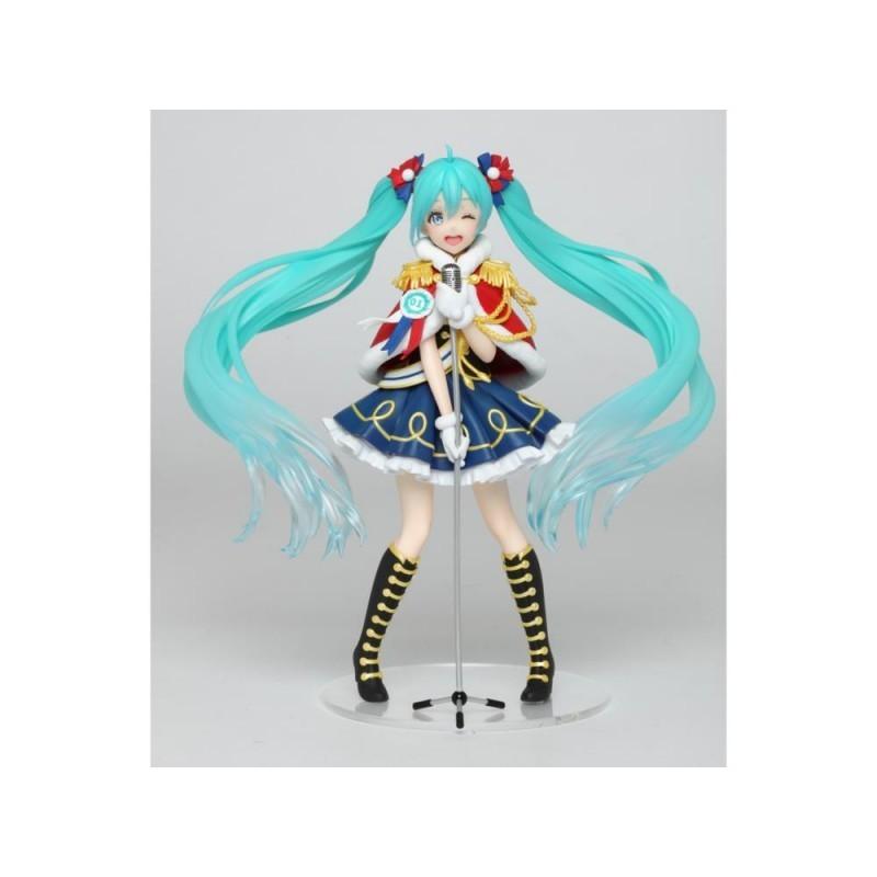 Figurine Miku Hatsune - Winter Live Vers.