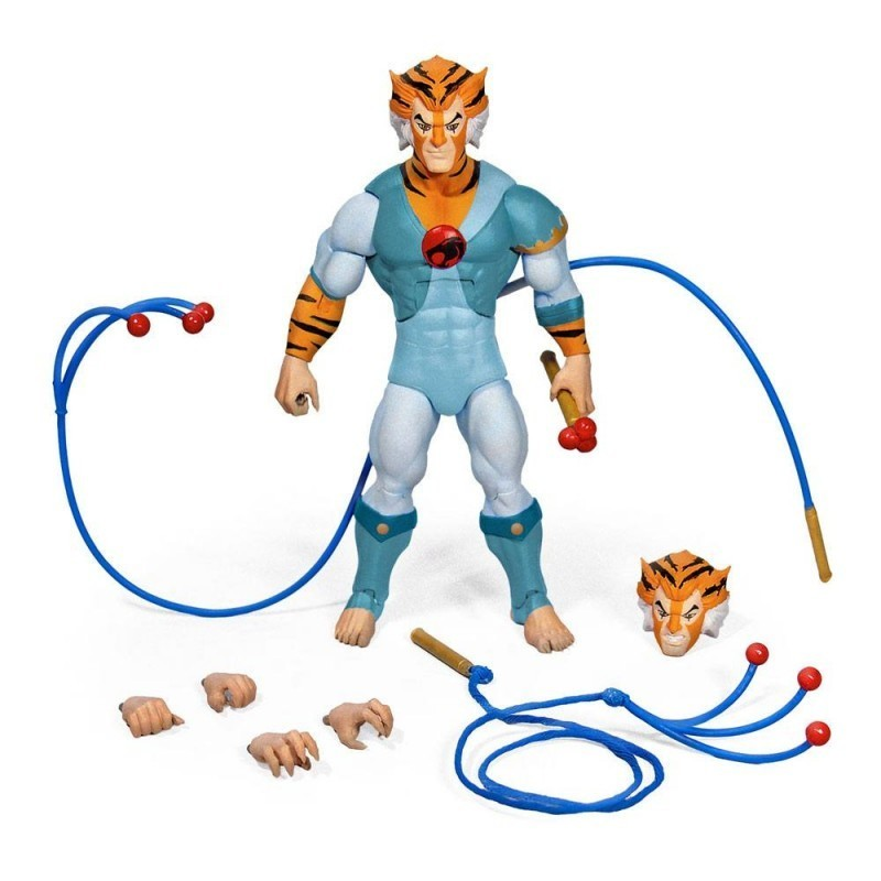 Cosmocats - Figurine articulée Ultimate Tigro 18 cm