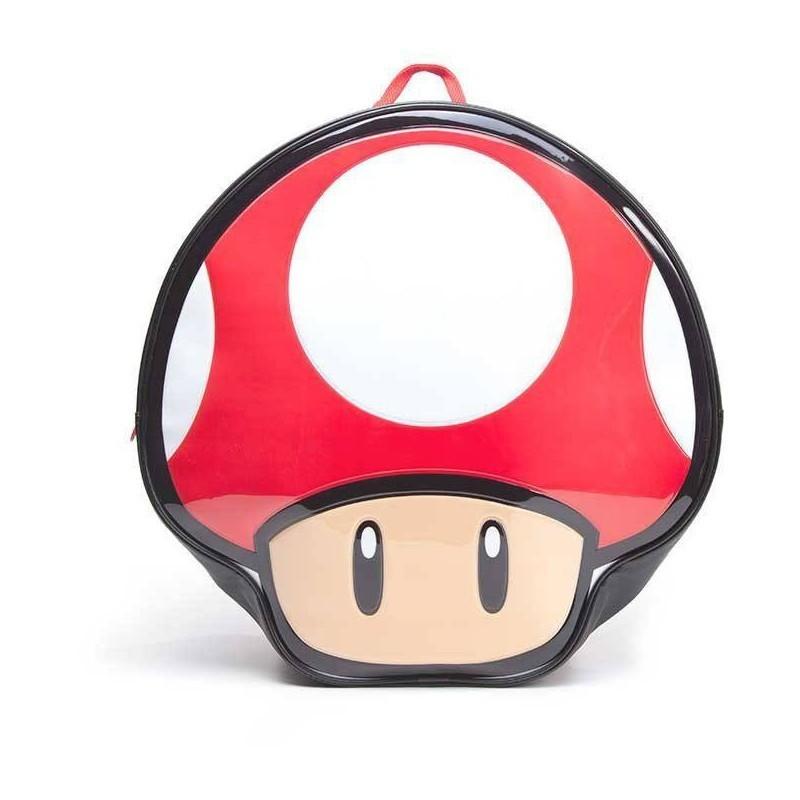Nintendo - Sac à dos Champignon