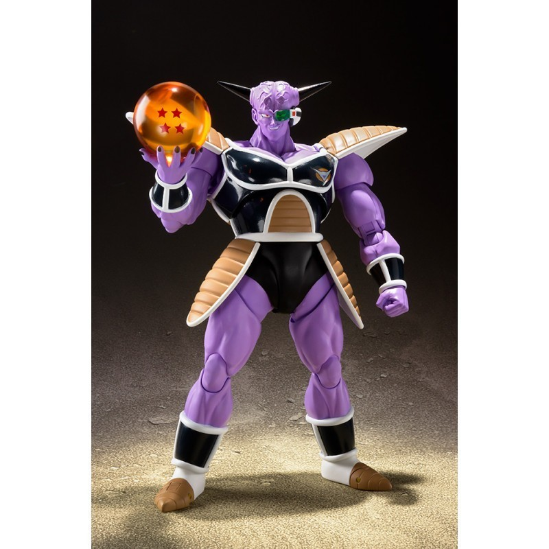 Ginyu S.H Figuarts - Dragon Ball Z