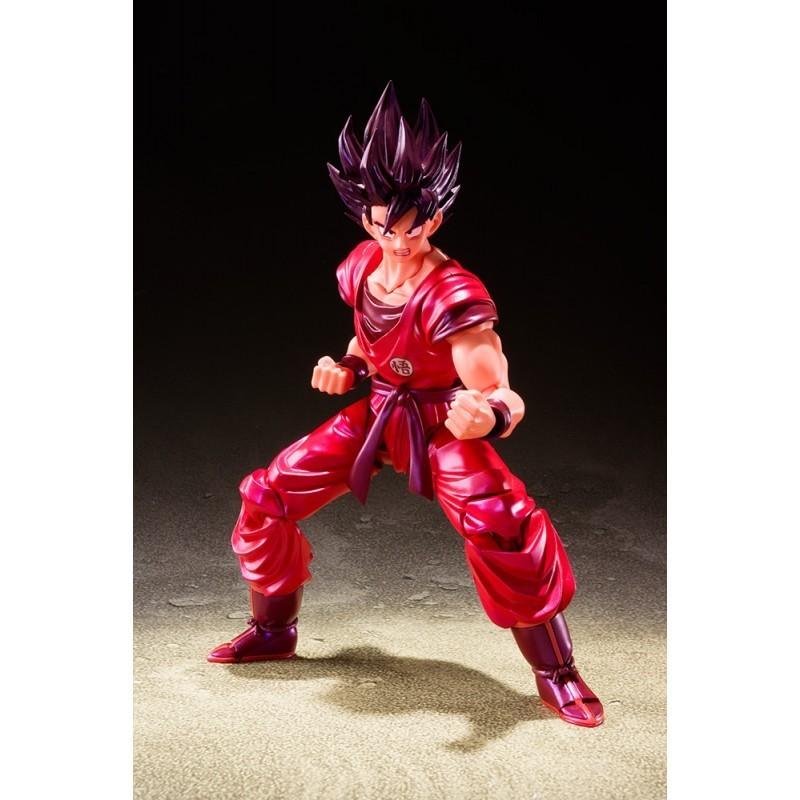 Son Goku Kaioken S.H Figuarts - Dragon Ball Z