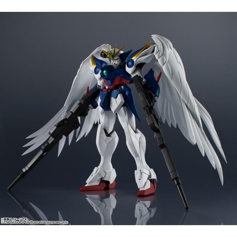 Gunpla - Wing Zero Gundam - Gundam Universe
