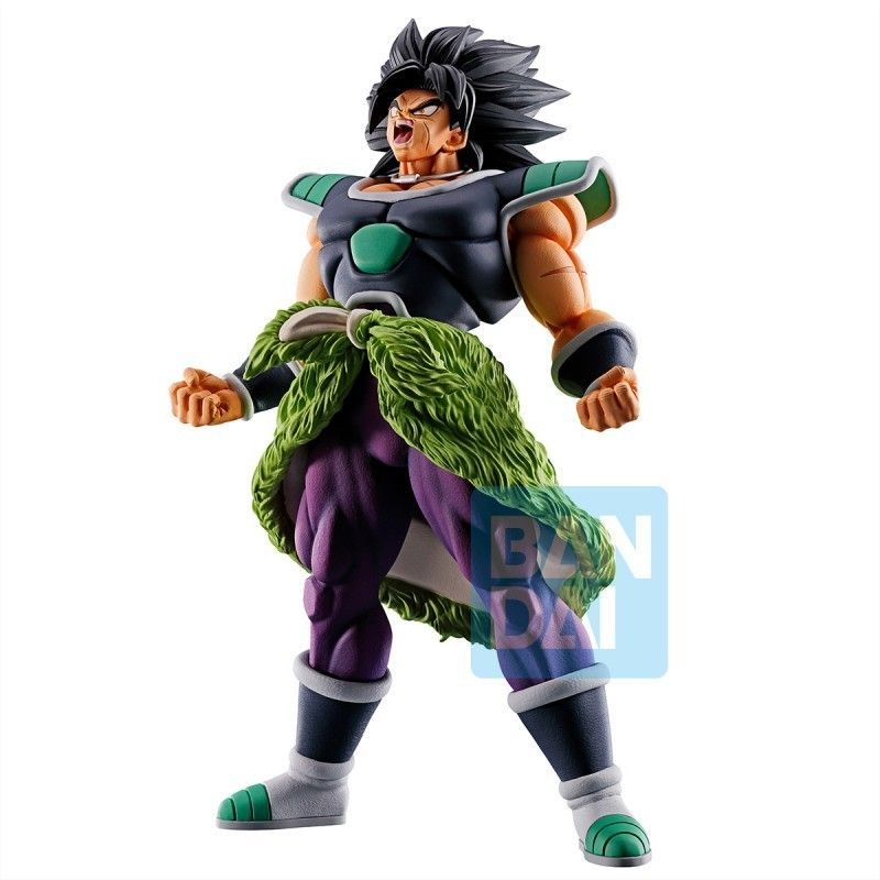 Figurine Broly (Angry) Ichibansho - History of Rivals - Dragon Ball Z