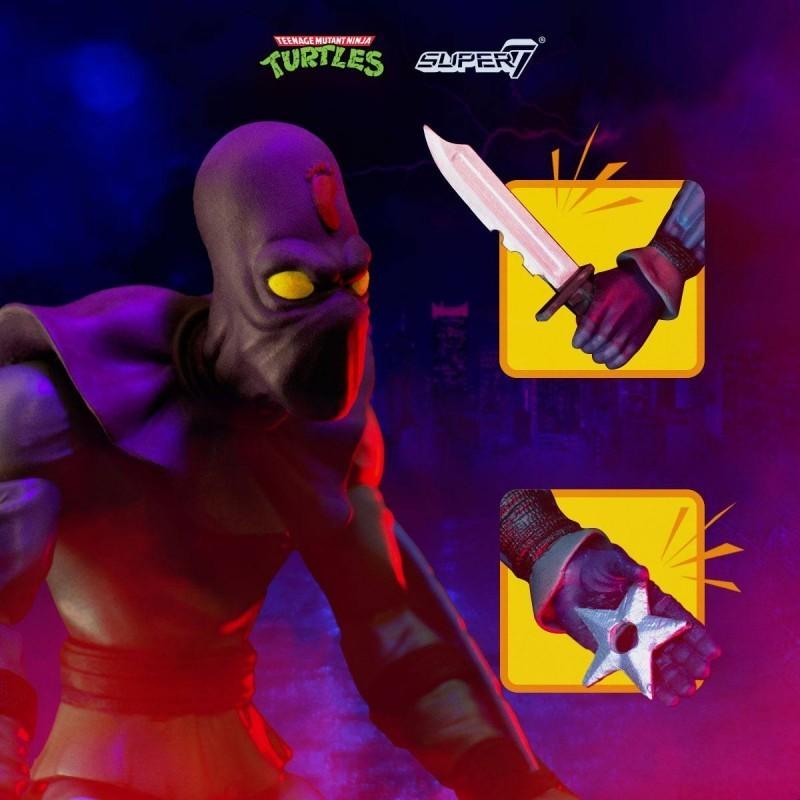Tortues Ninja - Figurine Ultimate Foot Soldier 18 cm