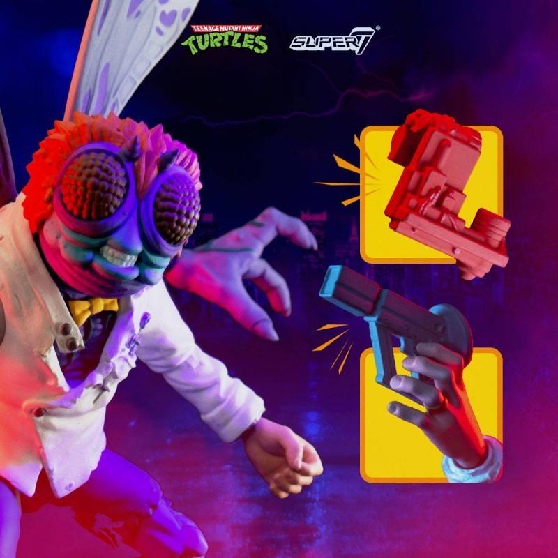 Tortues Ninja - Figurine Ultimate Baxter Stockman 18 cm