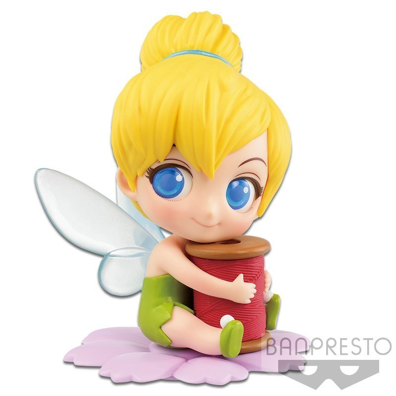 Disney - Figurine Q Posket Fée Clochette - Disney Character Sweetiny