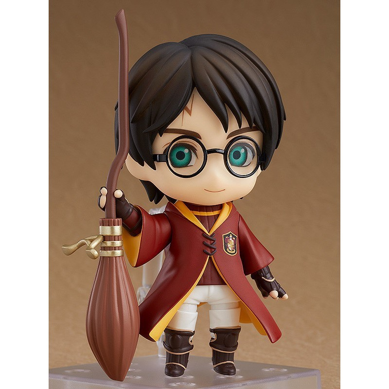 Nendoroid Harry Potter : Quidditch Ver.