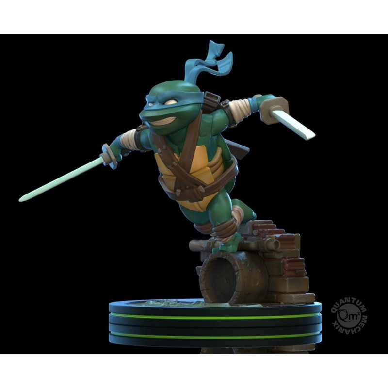 Figurine Q-Fig Leonardo - Tortues Ninja